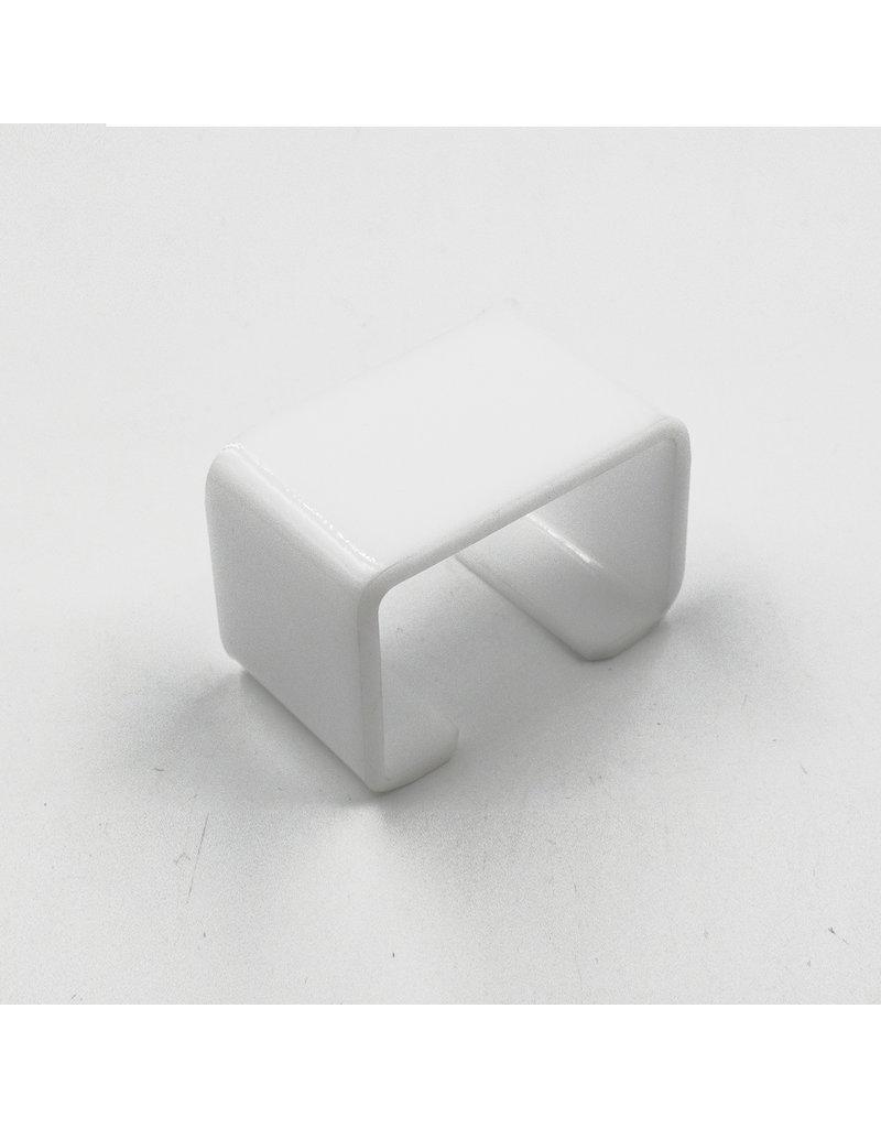 Christina Brampti PERSPEX rectangle cuff B