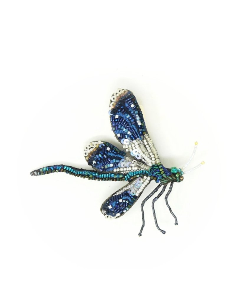 Trovelore BLUE WINGED DRAGONFLY BR