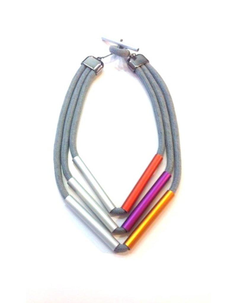 Christina Brampti Aluminium round tube short N