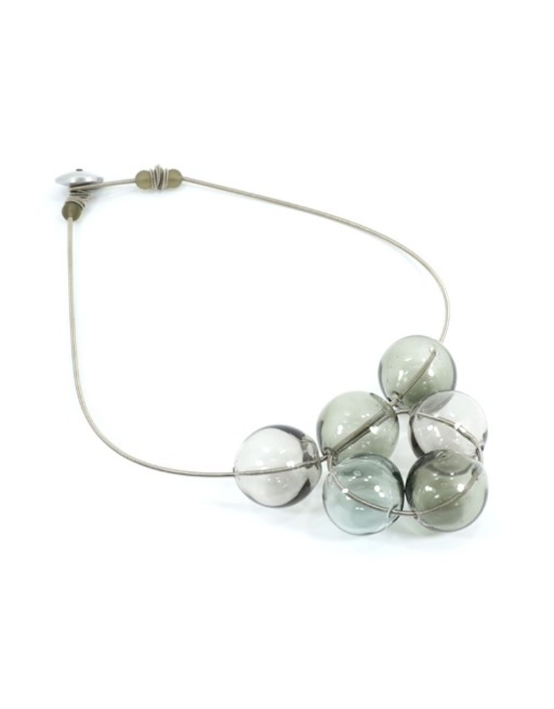 Jolly SOF C 10 large glass ball pendant N