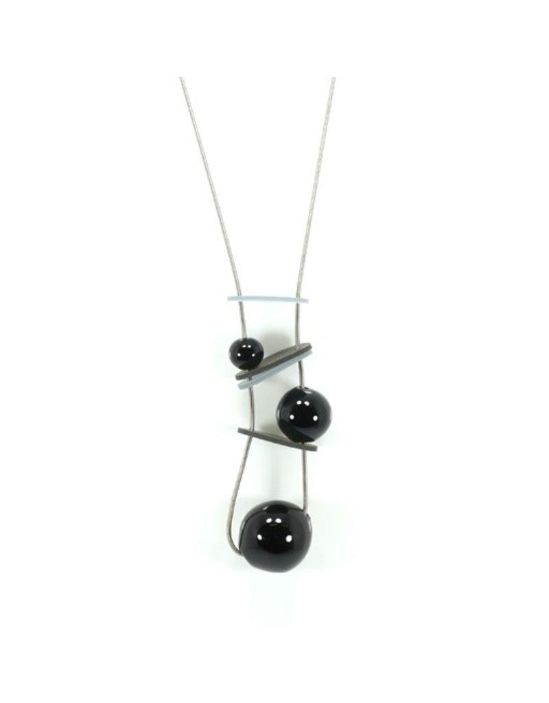 Jolly SOF C 25 three glass balls PVC oval N