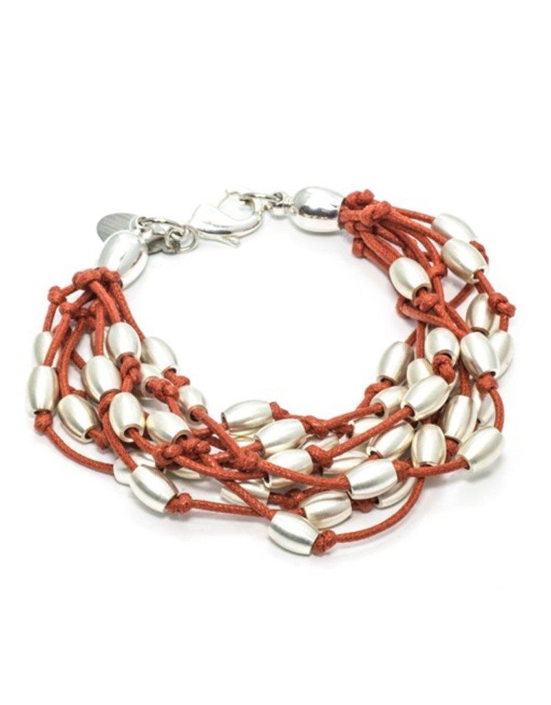 Carme Anglada Multi strand bead B