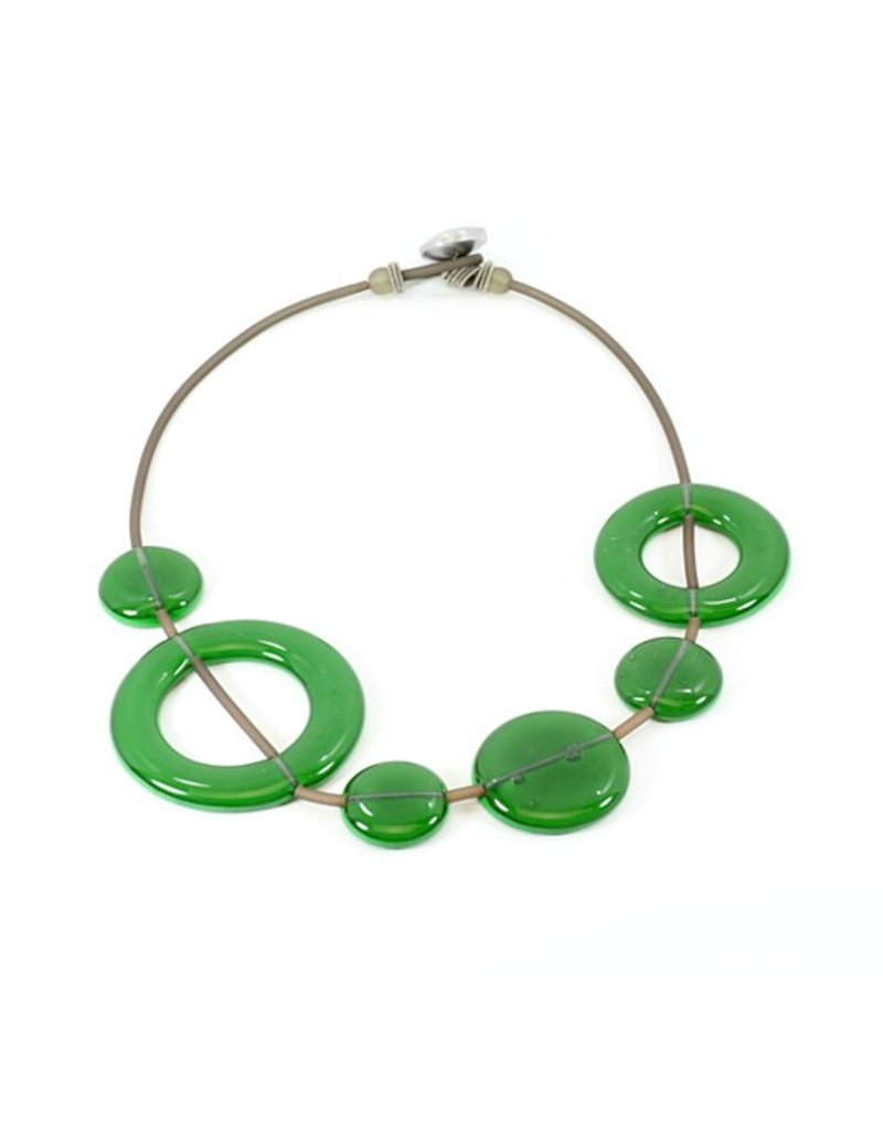 Jolly BOING C 31 glass circles and loops N