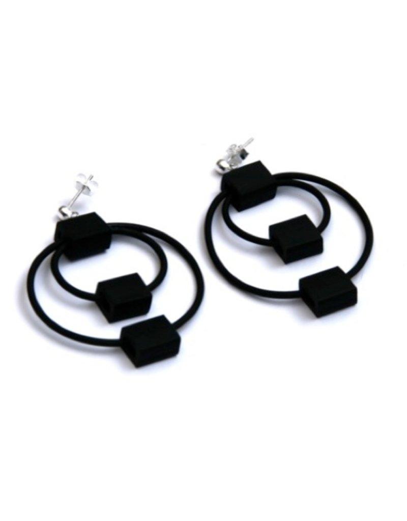 Materia Design LINK PVC  square circle long E