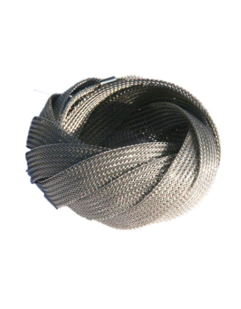 Materia Design NIDO PIATTO steel mesh B
