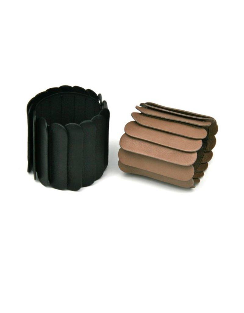 Materia Design SQUAME leather bos taurus B