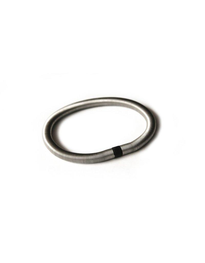 Industrial Jewellery GRACE steel thin B
