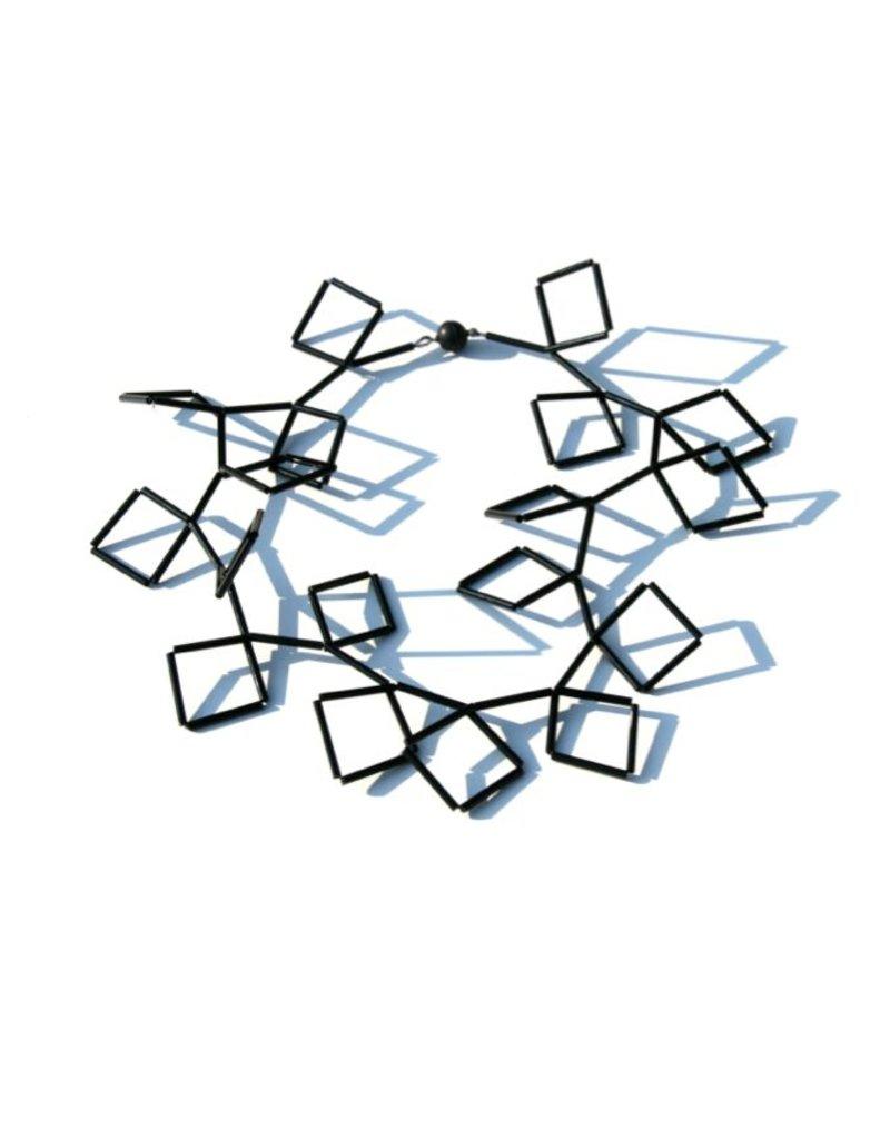 Materia Design CRYSTAL glass tube N