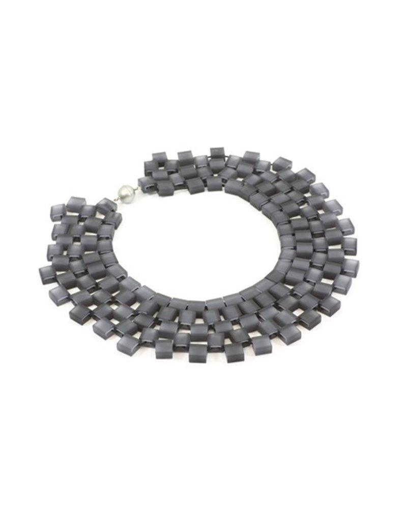 Materia Design SCACCHIERA pvc cube mosaic N