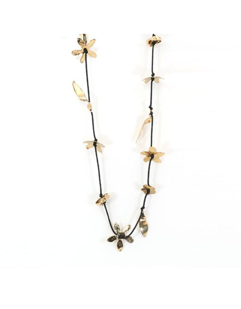 Iron by Miriam Nori FLAIR SMALL flower cotton N