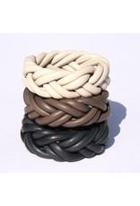 Materia Design TRECCIA leather B