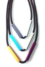 Christina Brampti Aluminium rectangle tube medium N