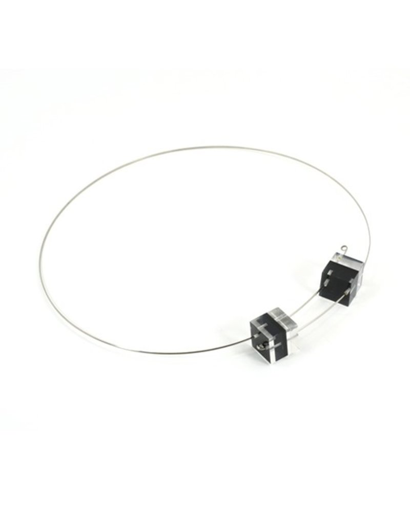CARLA_M CUBES wire two cube N