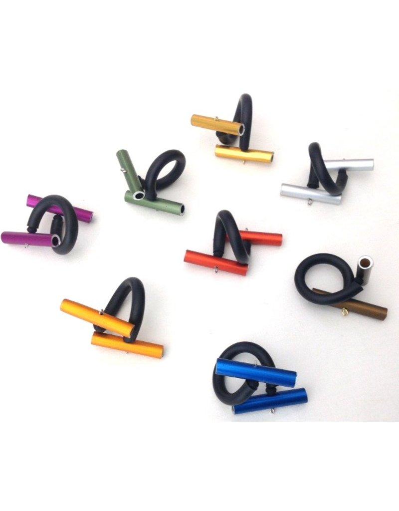 Christina Brampti Aluminium rubber tube R