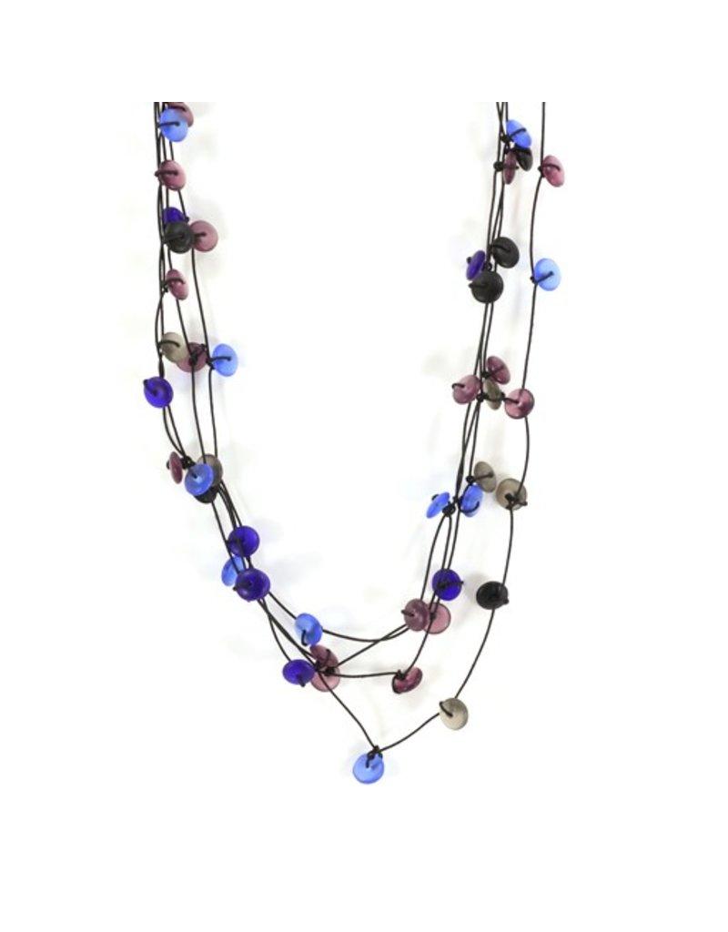 Carme Anglada Multi colour small bead N