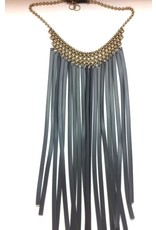 Christina Brampti Long rubber chain N