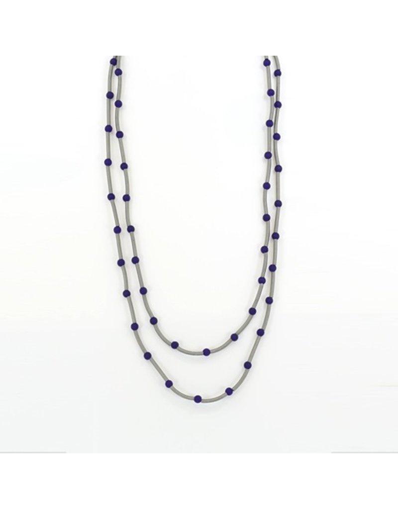 Jolly Long steel bead N