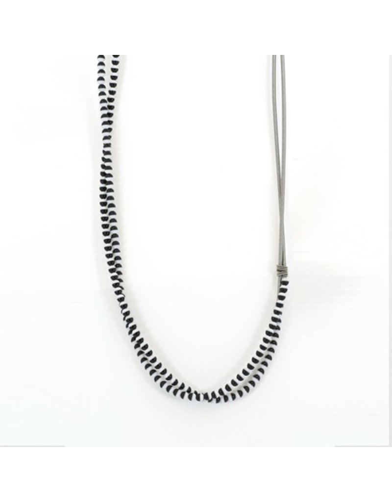 Jolly BIC/C 6 long bicolour bead N