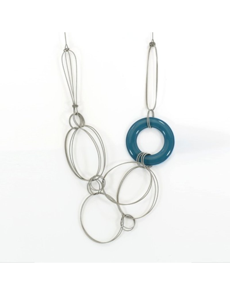 Jolly BOING C 43 glass circle steel loop N