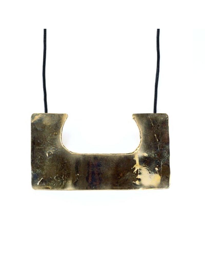 Iron by Miriam Nori RETTANGOLARE large rectangle N