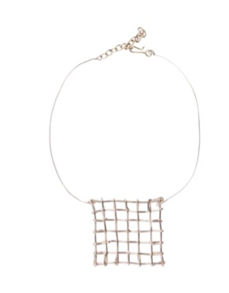 Iron by Miriam Nori BOX pendant N