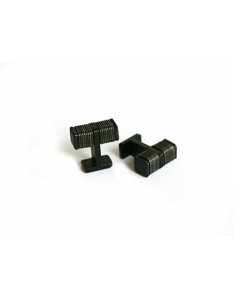 Industrial Jewellery BERT cufflinks