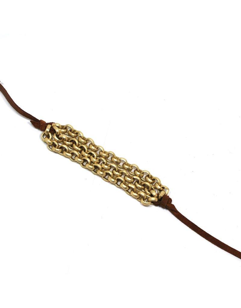 Carme Anglada Multi chain gold B