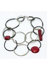 Jolly DOUBLEC39 steel rubber loop circle square N