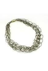 Materia Design TEJER PVC bi colour open weave long N