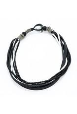 Jolly ONDAC63 multi bead rubber strand short N