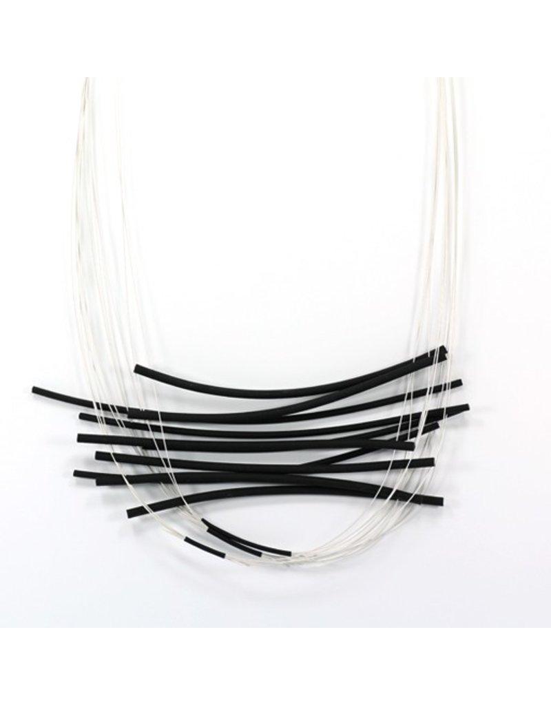 Marija Bajovska PVC tiger tail line N