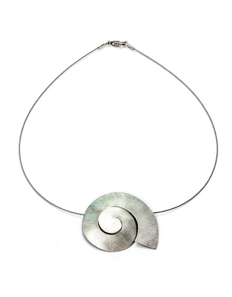 Aines CARACOLA large flet shell N