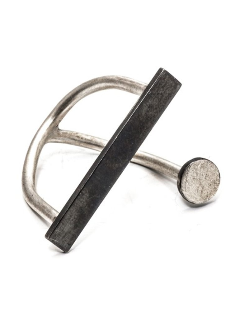 Aines ANILLO oxi rectangle side small circle  R