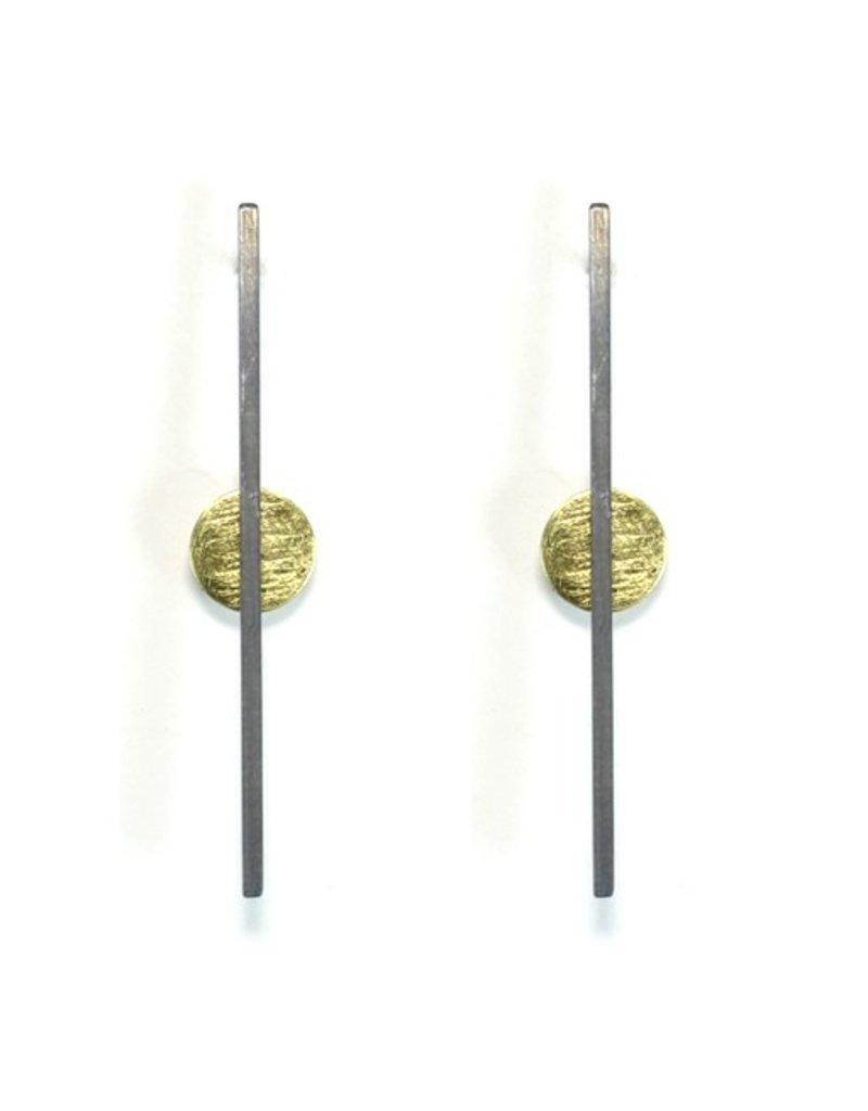 Aines PALILLO brass small circle oxi line E