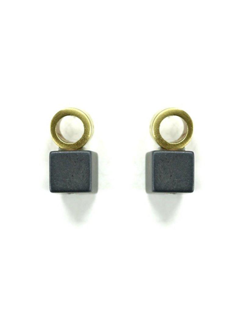 Aines DONUTS hollow copper tube oxi cube E