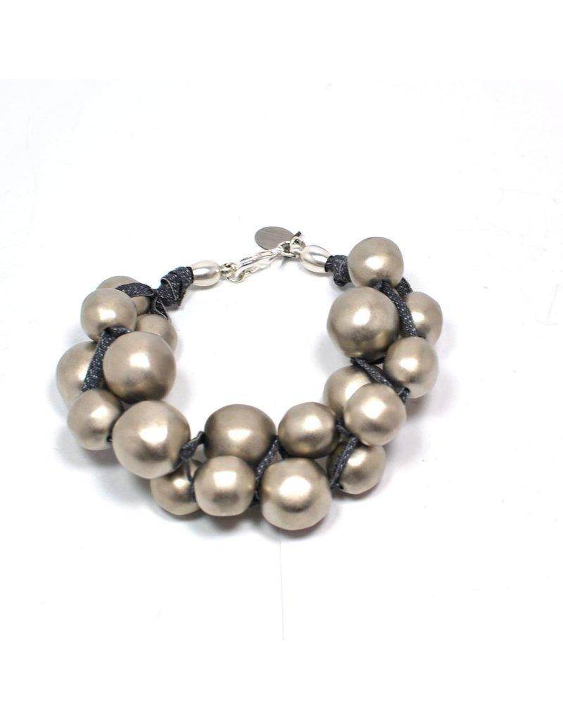 Carme Anglada Ball cluster silver B
