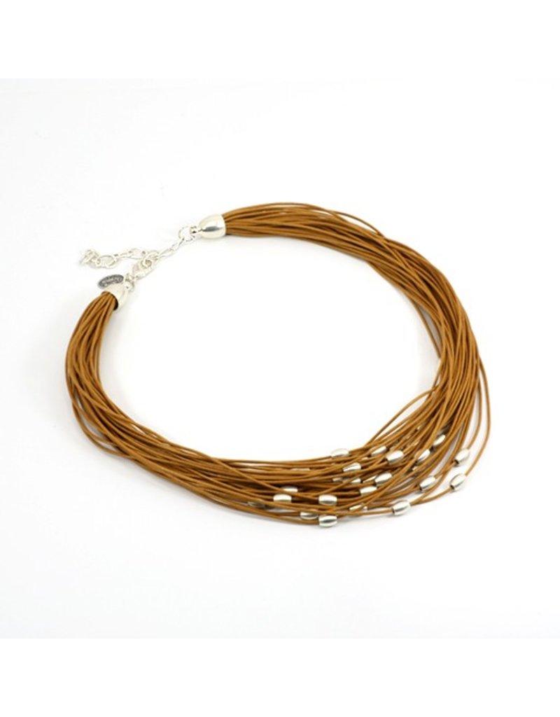 Carme Anglada Multi strand bead N