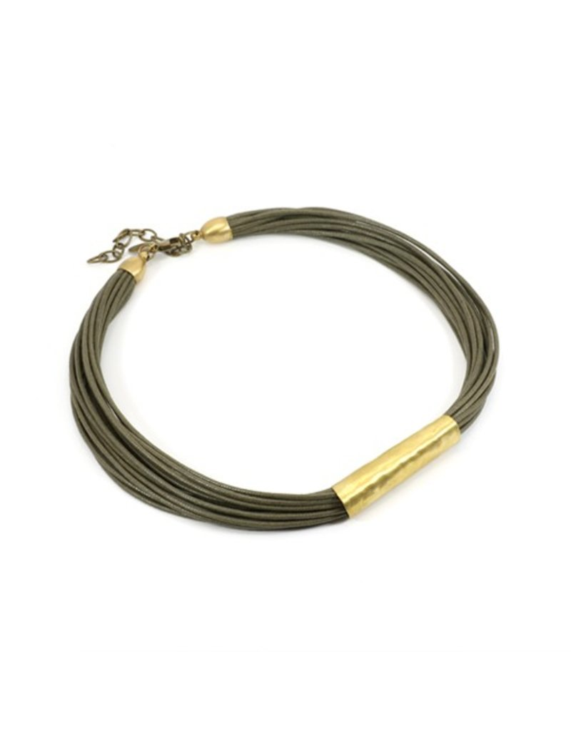 Carme Anglada Multi strand cylinder N