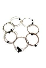 Jolly Long wire hoop glass N
