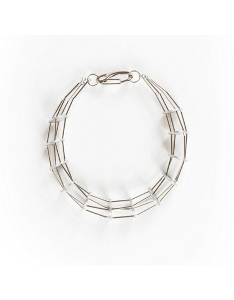 CARLA_M TUNNEL aluminium metal tube N