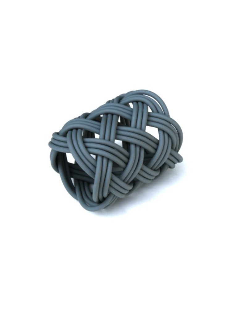 Materia Design TURBANTE RUBBER twisted large B