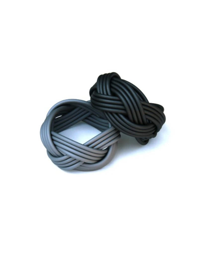 Materia Design NODO MARINO RUBBER twisted B