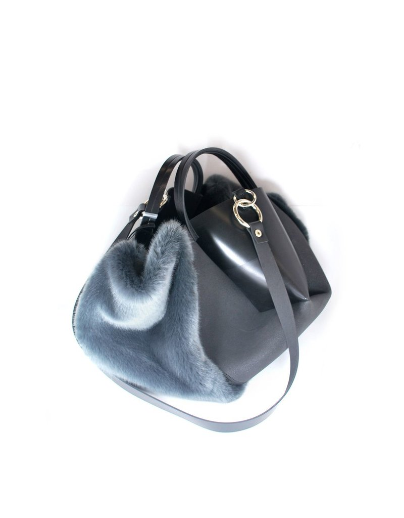 Infra BIRKMINI shoulder rubber BAG