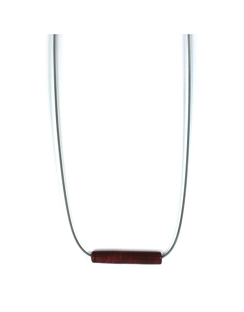 Jolly PALOC3 glass tube long steel N