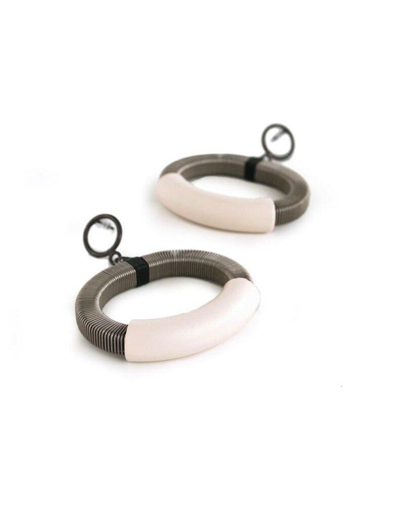 Industrial Jewellery DREW steel tube E