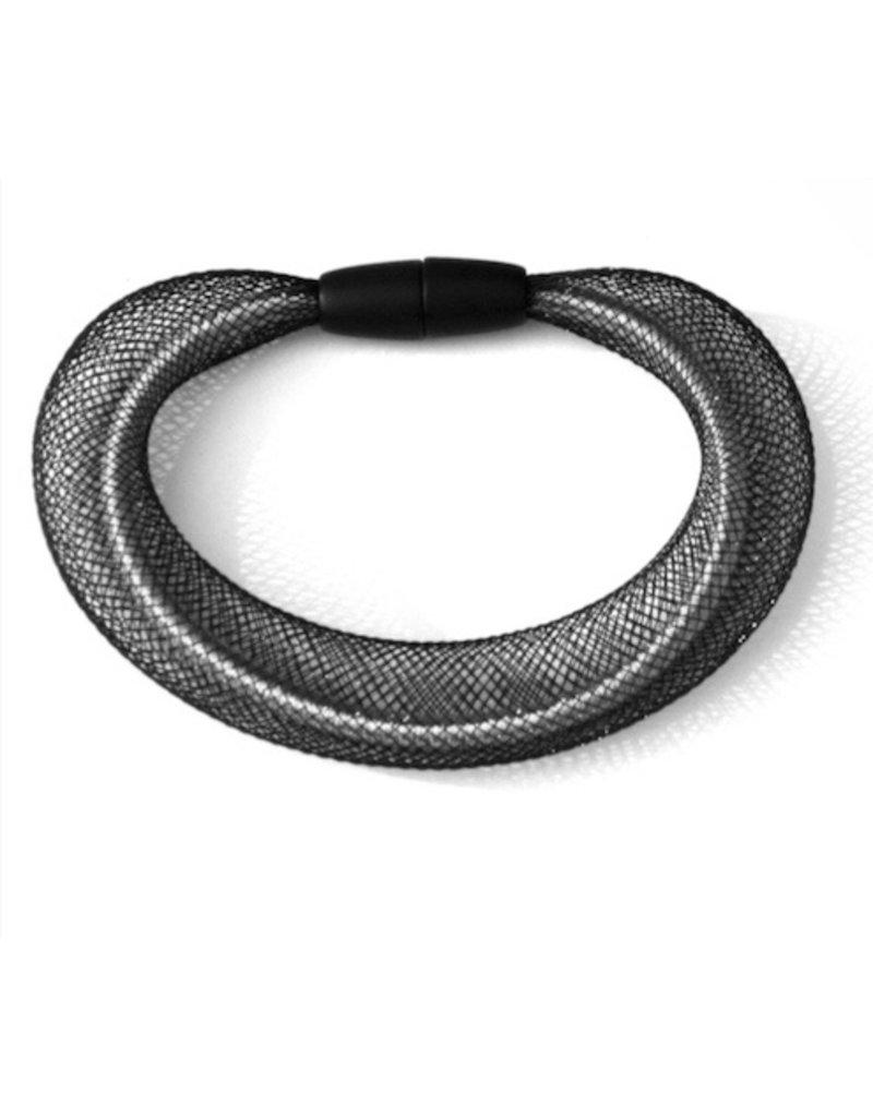 Materia Design NEON mesh steel thread B