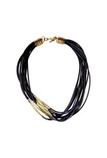 Iron by Miriam Nori Rubber string brass short N