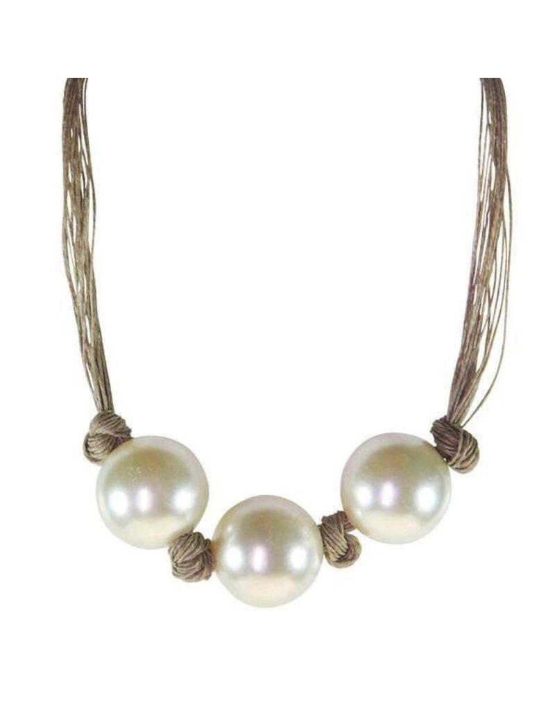Carme Anglada Resin pearl short N