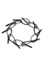 Materia Design DELICA mesh loop short N