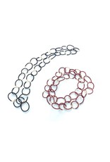 Materia Design ECLISSI rubber brass tube long  N